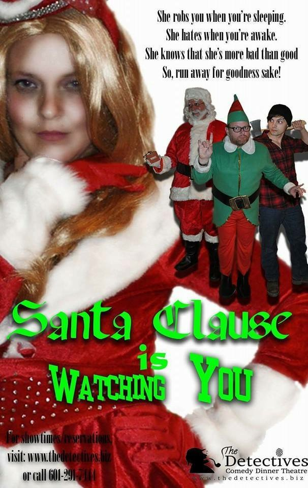 The Detectives - Santa is Watching You!